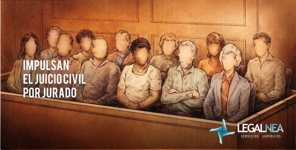 Impulsan el Juicio Civil por jurado
